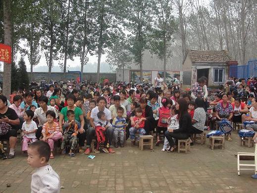 尉氏县朱曲镇中心幼儿园家庭教育讲座
