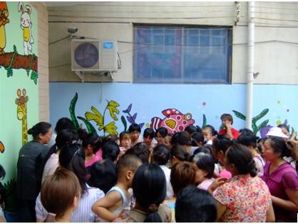 辉县好孩子幼儿园成功举办家庭教育讲座