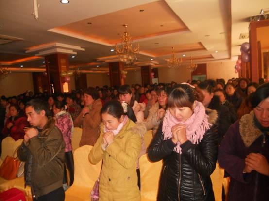 2012年11月30日南阳市邓州育才幼儿园家庭教育讲座圆满成功