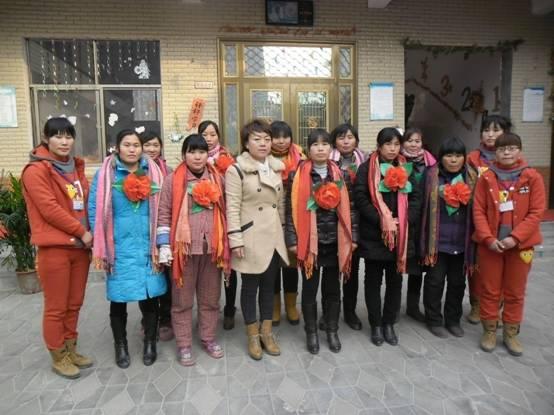 2012年12月11号郭小集红星幼儿园弟子主题规创新活动