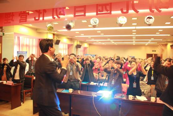 群峰忠国教育集团3月23、24日成功举行幼儿园自动化运转系统讲座