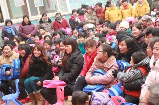1月6日南阳邓州启蒙幼儿园大型家庭教育活动圆满落幕